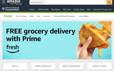 E-Commerce: Grocery Retailers Curation Strategies