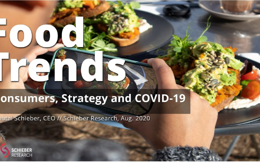 2021-2022 Food Trends After COVID-19