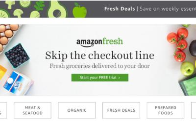 Amazon to Focus on Grocery, Alexa: Webcast Recap