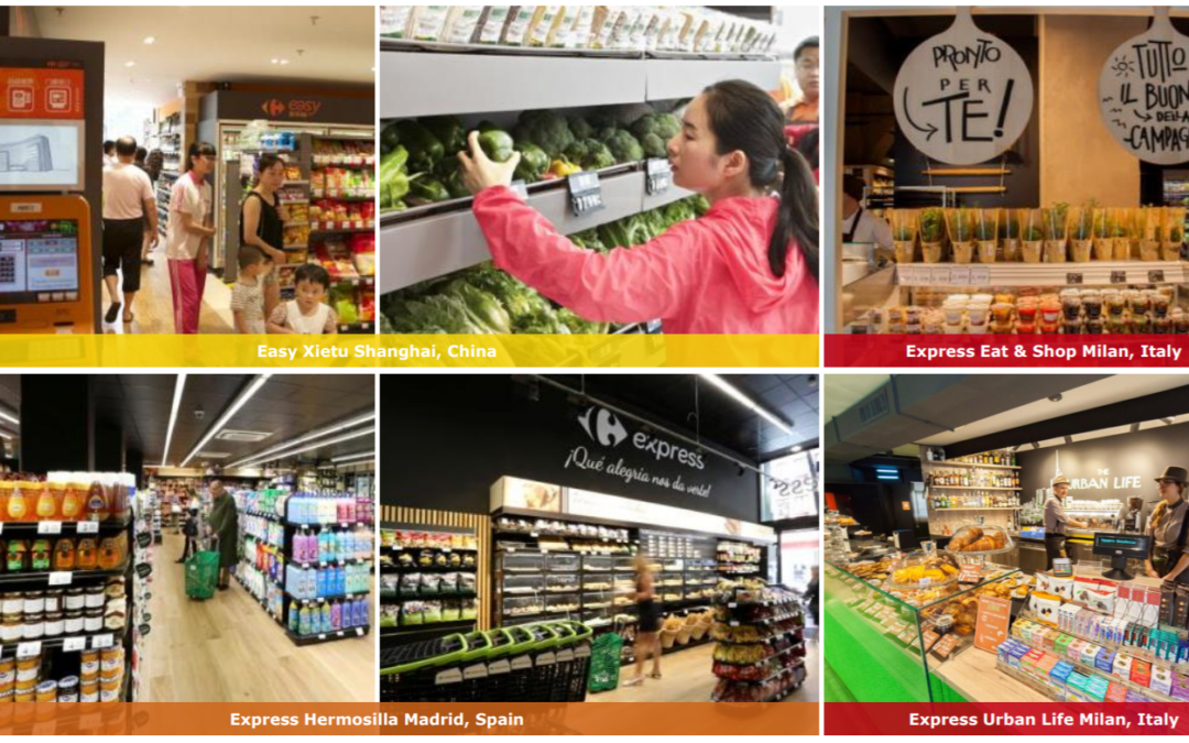 """Carrefour: New Retail for the """"New Consumer"""""""