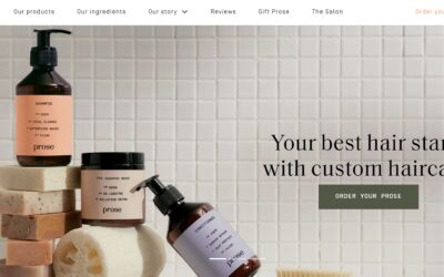 Personalization in Personal Care: It's Right There in the Name